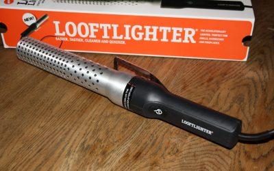 Optænding med LooftLighter