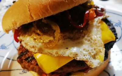 Burger On Primo