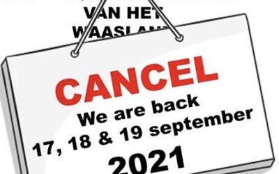 Het BBQKampioenschap 18-20 September 2020 Belgien