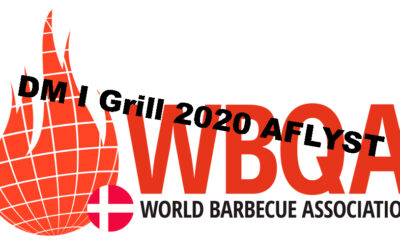 DM I Grill 2020 AFLYST / Canceled