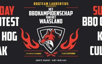 Het bbqkampioenschap 2019