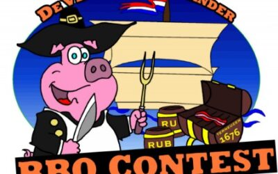 De Vliegende Hollander BBQ Contest 2021 Holland